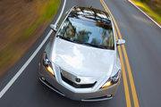 фото Acura ZDX внедорожник 1 поколение