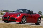 фото Alfa Romeo 8C Competizione Spider кабриолет 1 поколение