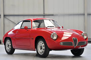 фото Alfa Romeo Giulietta SZ купе 750/101 рестайлинг