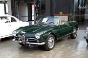 фото Alfa Romeo Giulietta Spider кабриолет 750/101 рестайлинг