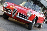 фото Alfa Romeo Giulietta Spider кабриолет 750/101