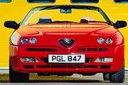 фото Alfa Romeo Spider родстер 916