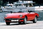 фото Alfa Romeo Spider родстер 115