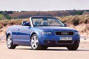 фото Audi A4 кабриолет B6