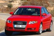 фото Audi A4 седан B7