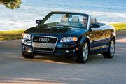фото Audi A4 кабриолет B7
