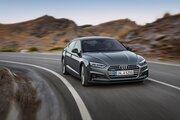 Audi A5,  2.0 бензиновый, робот, лифтбэк