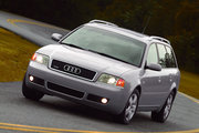фото Audi A6 универсал 4B,C5 рестайлинг