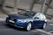 фото Audi A6 Avant универсал C7