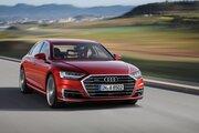 Audi A8,  3.0 бензиновый, робот, хетчбэк