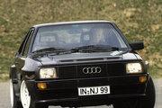 фото Audi Quattro