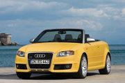 фото Audi RS4 кабриолет B7