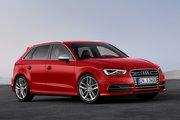 фото Audi S3 Sportback хетчбэк 8V