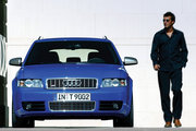фото Audi S4 универсал B6,8H