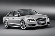 фото Audi S8 седан D4