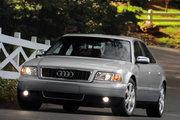 фото Audi S8 седан D2 рестайлинг