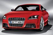 фото Audi TT S купе 8J
