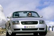 фото Audi TT родстер 8N
