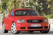 фото Audi TT купе 8N рестайлинг