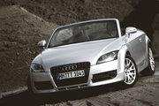 фото Audi TT родстер 8J