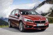 BMW 2 серия,  1.5 бензиновый, автомат, минивэн