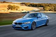 фото BMW 3 серия M3 седан F30/F31/F34/F80