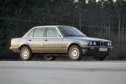 фото BMW 3 серия седан E30