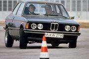 фото BMW 3 серия седан Е21