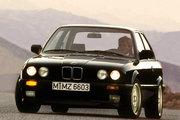 фото BMW 3 серия седан E30 рестайлинг