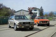 фото BMW 3 серия Touring универсал E30 рестайлинг