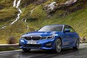 BMW 3 серия,  2.0 дизельный, автомат, седан