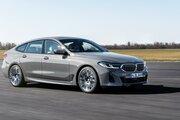 фото BMW 6 серия Gran Turismo хетчбэк G32 рестайлинг