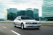 фото BMW 5 серия седан E39 рестайлинг