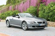 фото BMW 6 серия кабриолет E63/E64 рестайлинг