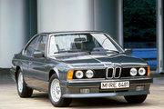 фото BMW 6 серия купе E24 2-й рестайлинг