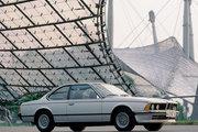 фото BMW 6 серия купе E24 рестайлинг