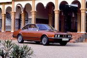 фото BMW 6 серия купе E24