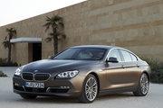 фото BMW 6 серия Gran Coupe купе F06/F12/F13