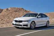 фото BMW 6 серия Gran Turismo лифтбэк G32