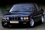 фото BMW 7 серия седан E32