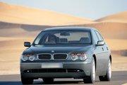 фото BMW 7 серия седан E65/E66