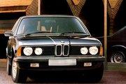 фото BMW 7 серия седан E23
