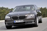 фото BMW 7 серия седан F01/F02 рестайлинг