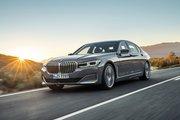 BMW 7 серия,  3.0 дизельный, автомат, седан