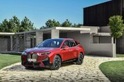 BMW iX,  0.0 электрический, автомат, кроссовер