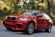 фото BMW X6 M Sports Activity Coupe кроссовер E71/E72