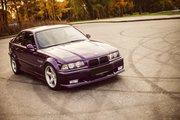 фото BMW 3 серия M купе E36