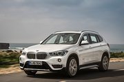 BMW X1,  1.5 бензиновый, автомат, кроссовер