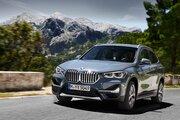BMW X1,  1.5 бензиновый, механика, кроссовер