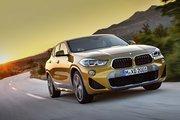 BMW X2,  1.5 бензиновый, робот, кроссовер